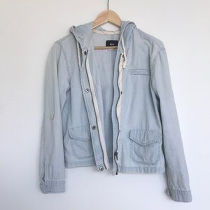 Urban outfitters BDG light chambray jacket
